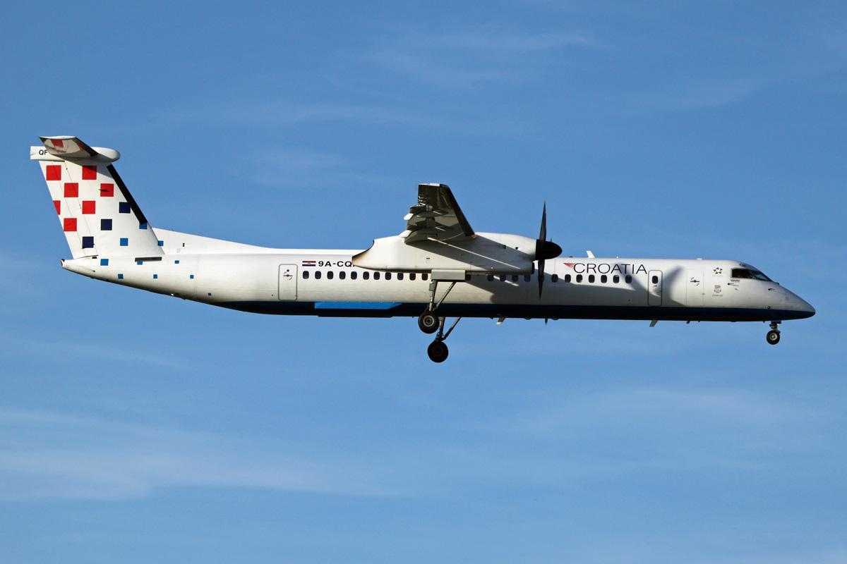 Croatia_Airlines_Bombardier_Q400