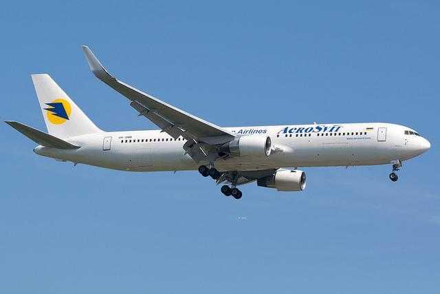 AeroSvit 767-300ER
