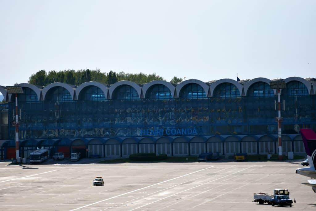 Partidas / Chegadas - Aeroporto Otopeni