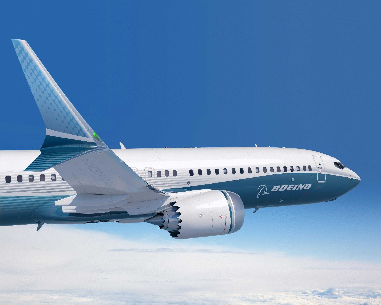 Boeing ASLA MAX
