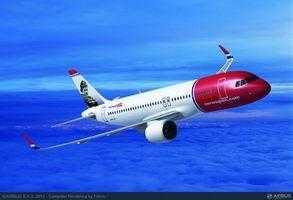 A320neo-Norwegian