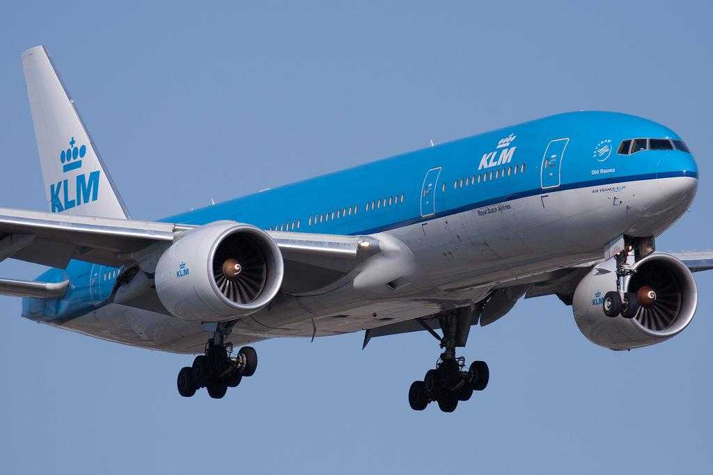KLM_Boeing_777-200