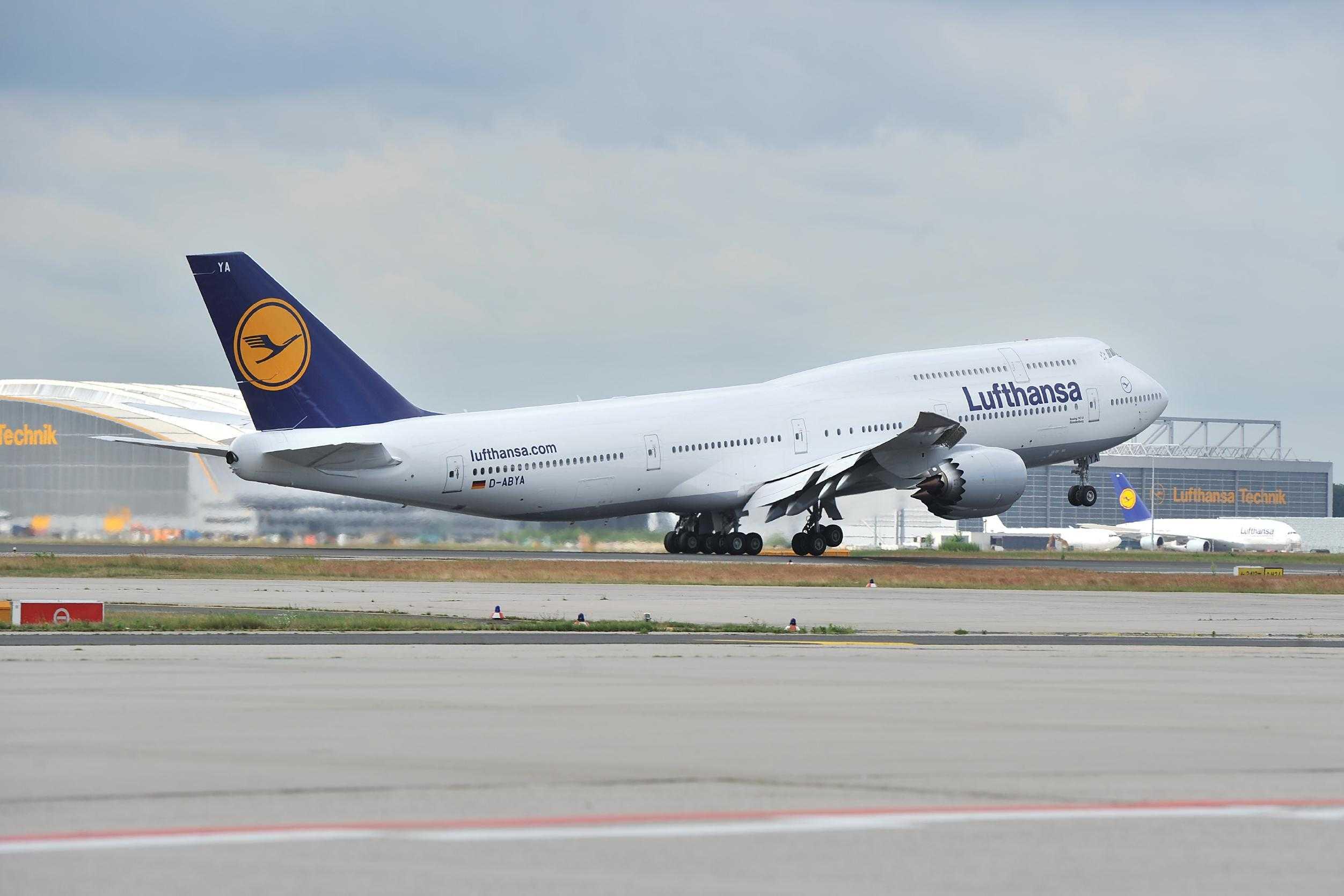 Lufthansa_Frankfurt