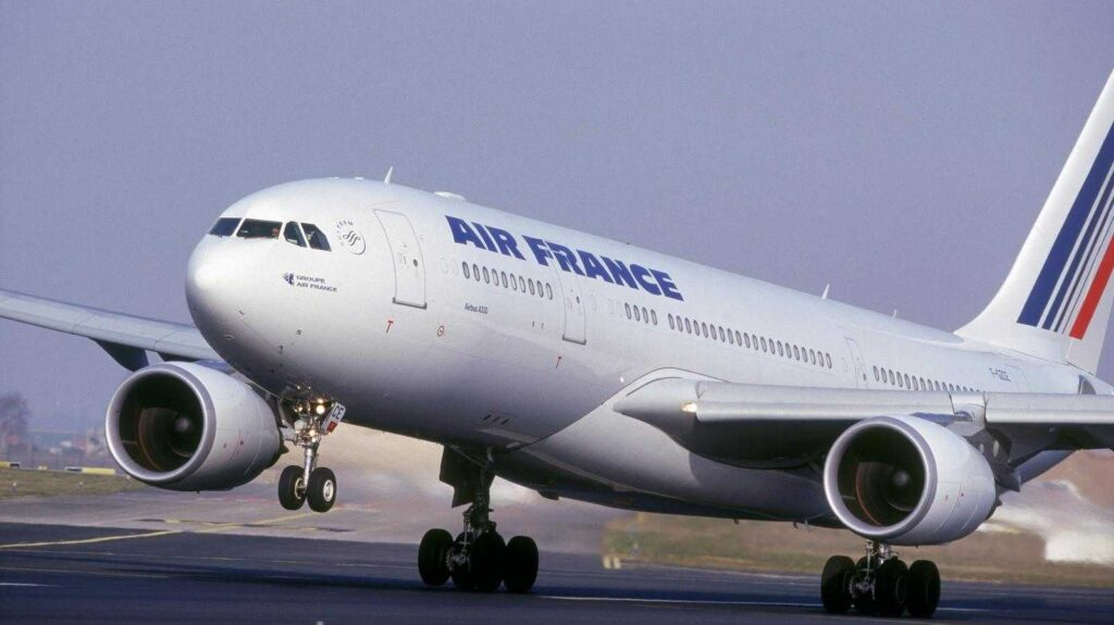 Airbus A330-200 Air Fransa