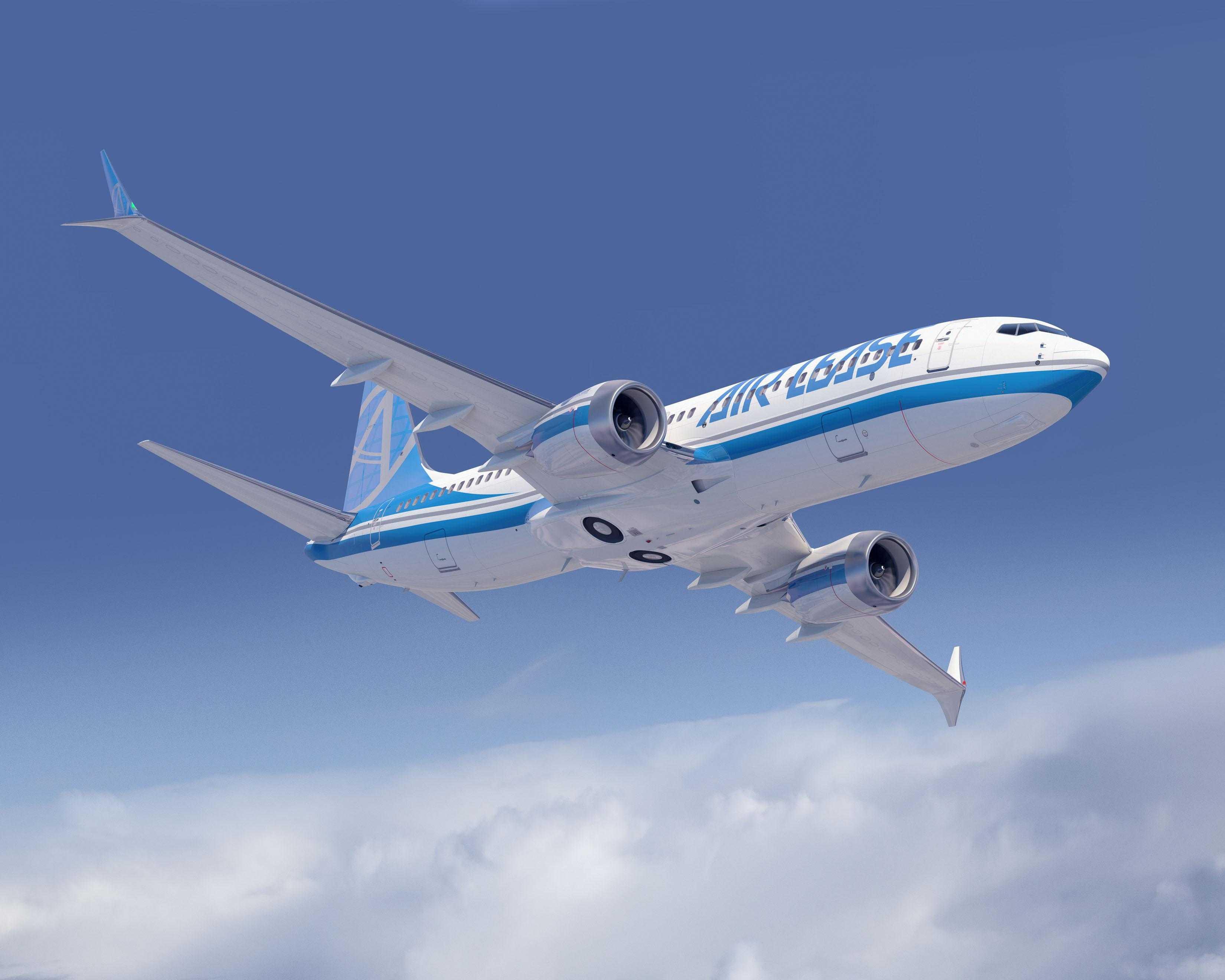 Air Lease LSQ 737MAX
