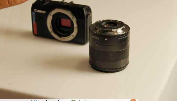 Canon EOS M – primul mirrorless de la Canon