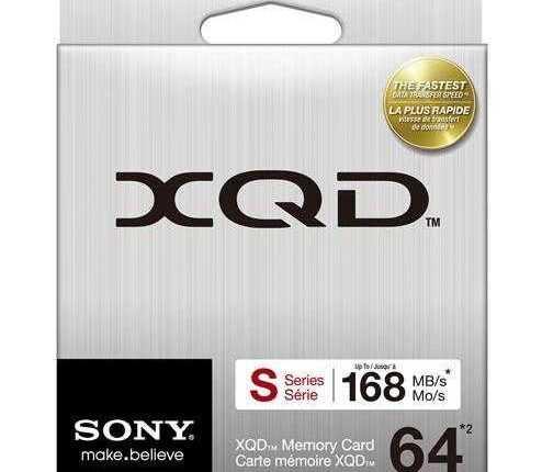Sony XQD Seria S – cel mai rapid card de memorie