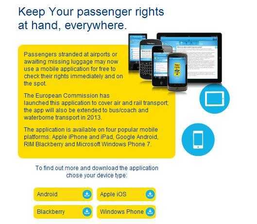 aplicatie_drepturile_pasagerilor