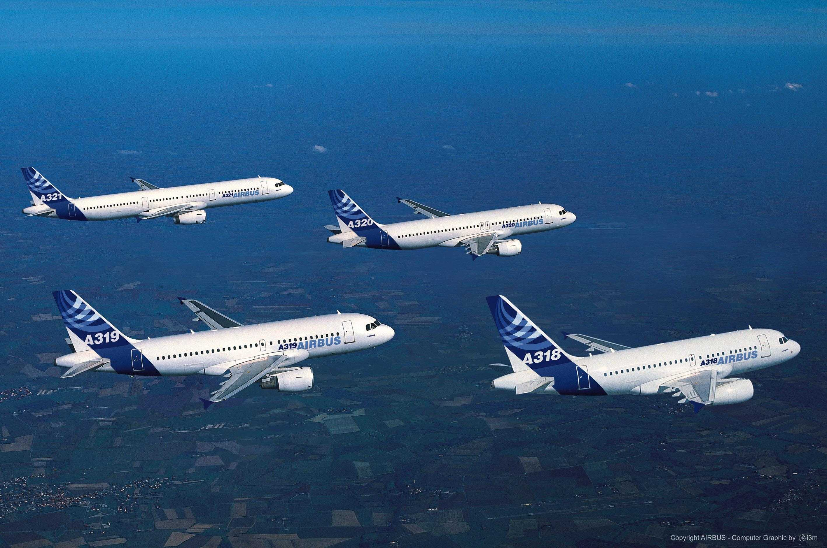 A320 Airbus Family Flight