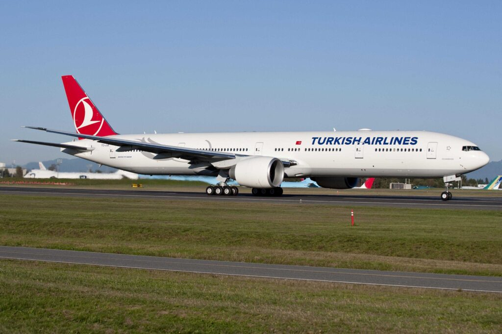 777-300ER THY Delivery