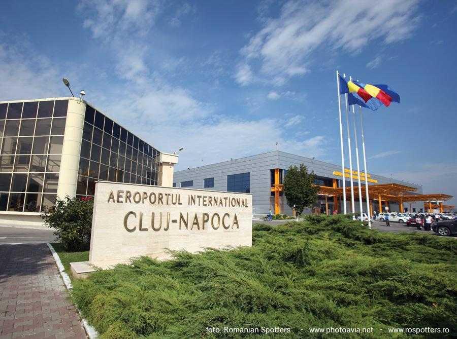 Flughafen-Cluj
