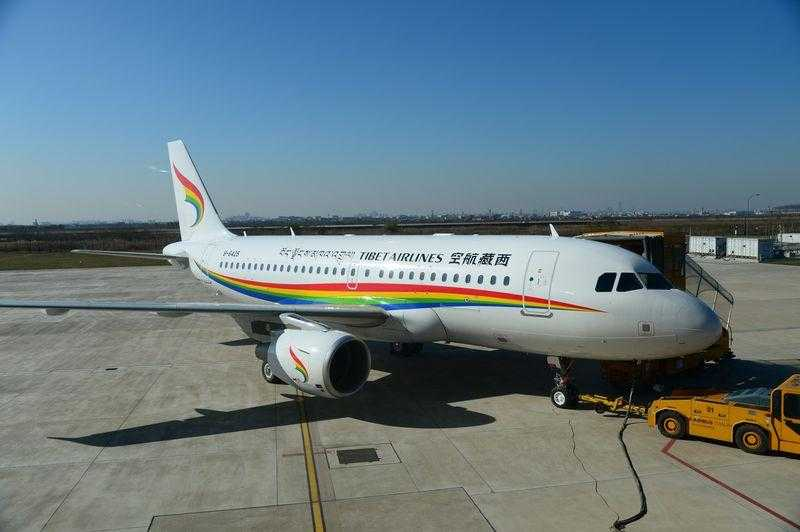 A319_Tibet_Airlines