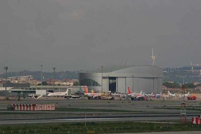 Iberia_maintenance
