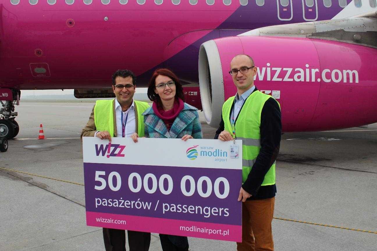 wizz air 50 million picture