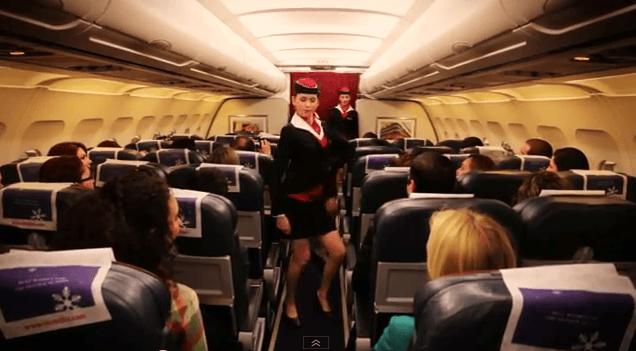 Gangnam Style by Air Malta