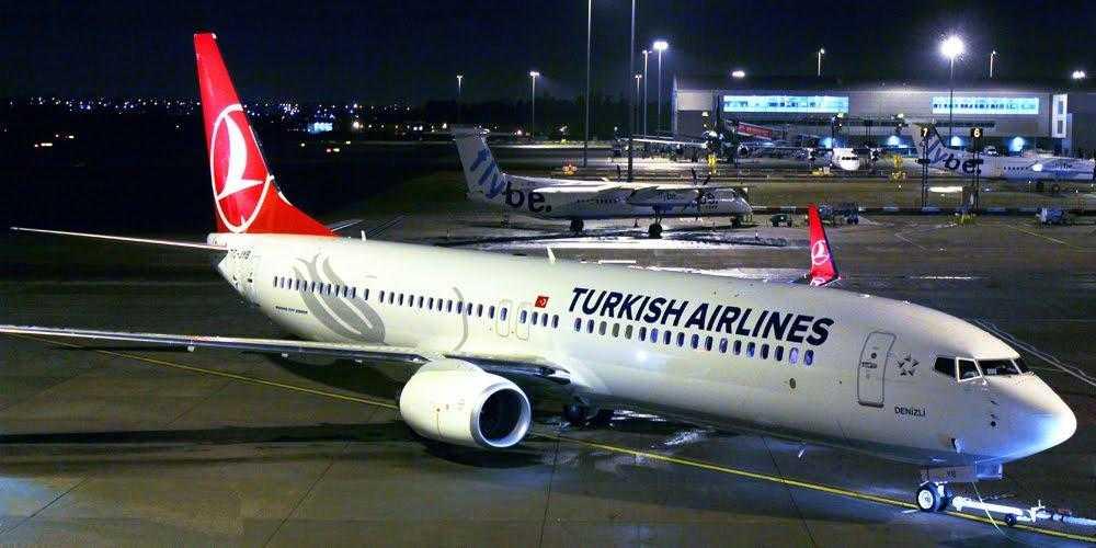 Turkish Airlines 737-900