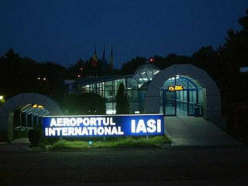 """Marius BODEA, presedintele C. A. al Aeroportului Iaşi: """"Iaşi – Timişoara în curând"""""""