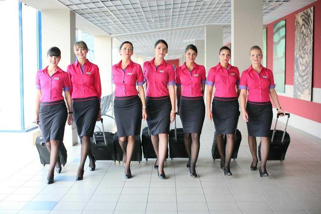 Insotitori de zbor Wizz Air