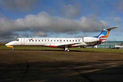 NovoAir ERJ 145 G-EMBX (12)(Grd) BQH (TYW)(46)-S