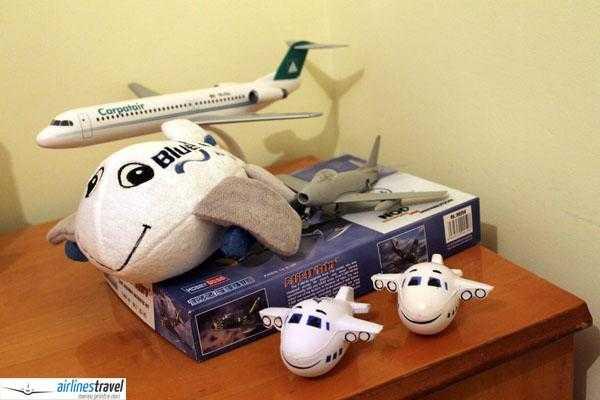 Din casa unui călător pasionat de avioane
