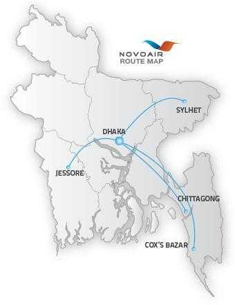 novoair-12013-route-map