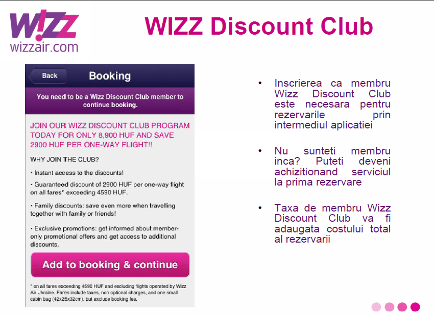 Wizz air online check in