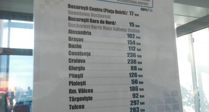 Cum poţi comanda un taxi de 1.39 lei/km la aeroportul Otopeni