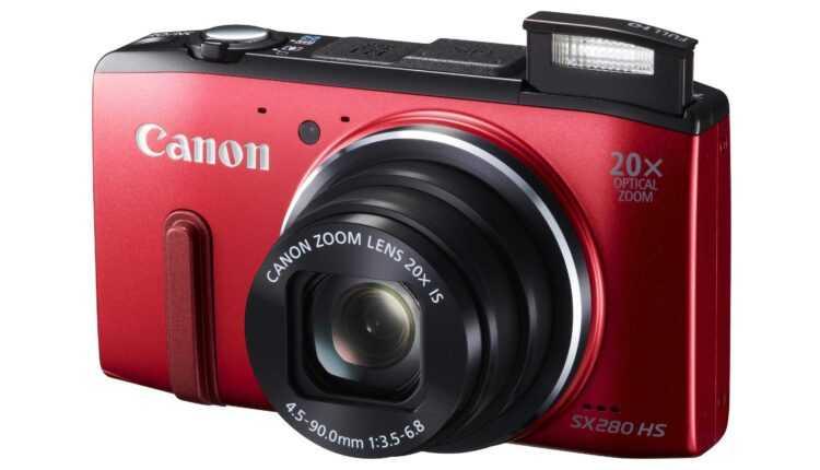 Canon PowerShot SX280 HS și PowerShot SX270 HS cu noua tehnologie DIGIC 6