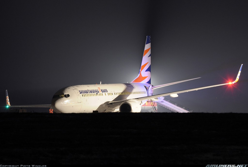 incidente 737-800 de smartwings