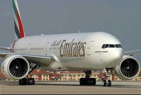 Emirates, Boeing 777-300ER