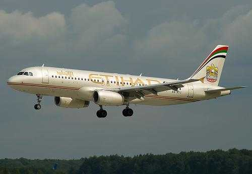 Etihad Airways A320