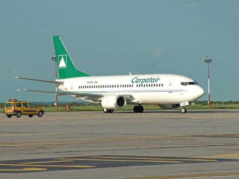 boeing 737-300 carpatair