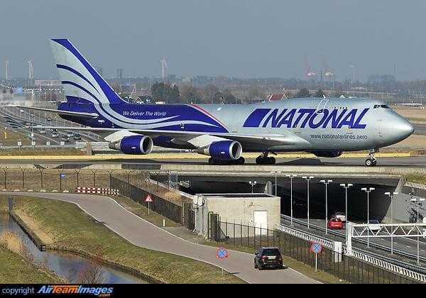 Boeing 747-428 BCF N949CA