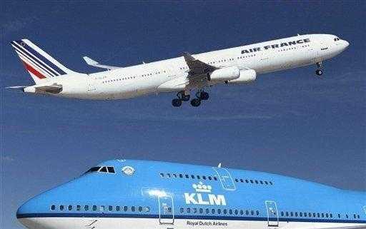 KLM hava-fransa