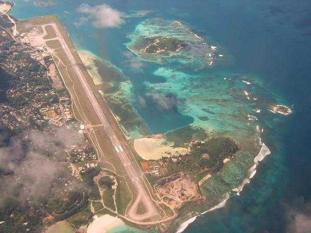 Seychelles airport