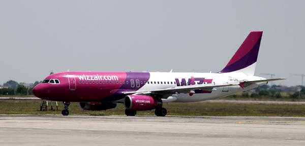 Airbus A320-233 (HA-LPE) Wizz Air