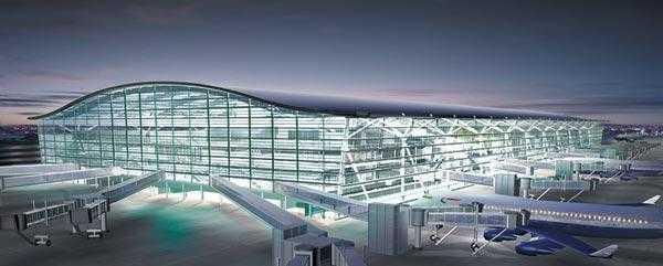 T5 Aeroportului Heathrow