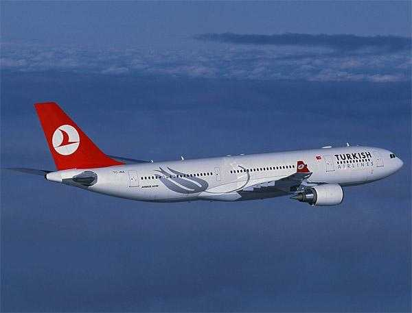 Turkish Airlines--A330