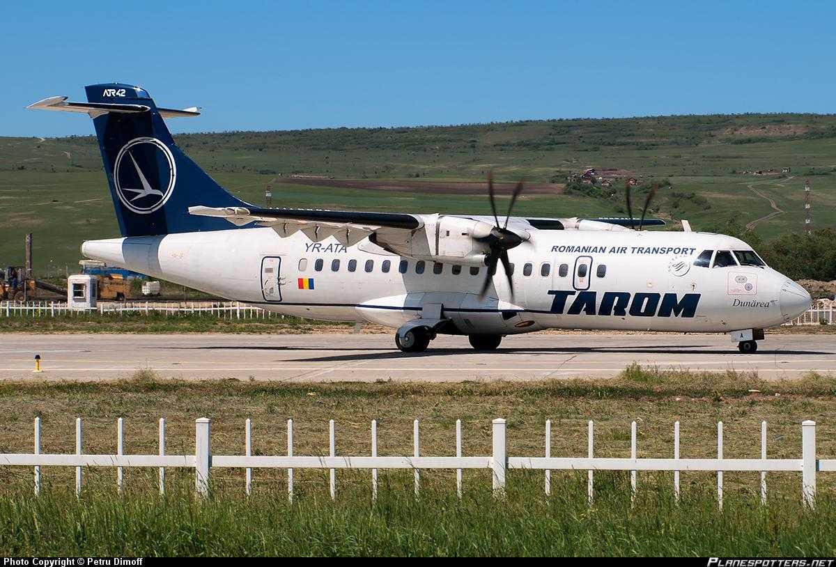 YR-ATA-TAROM-ATR-42