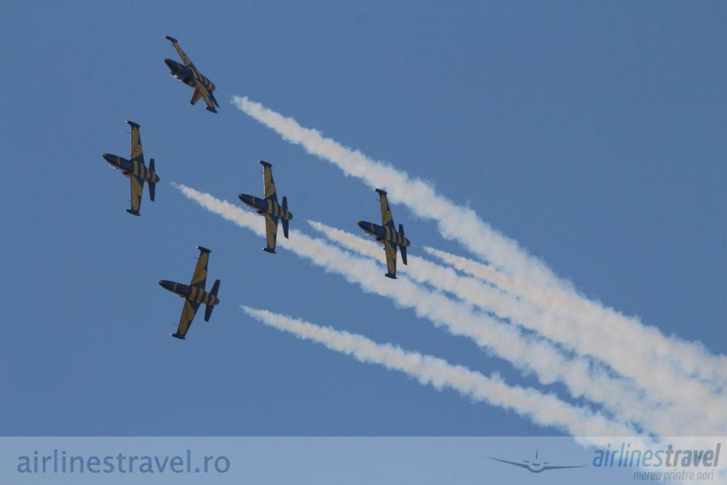 Pictures BIAS 2013 - Flight at dusk