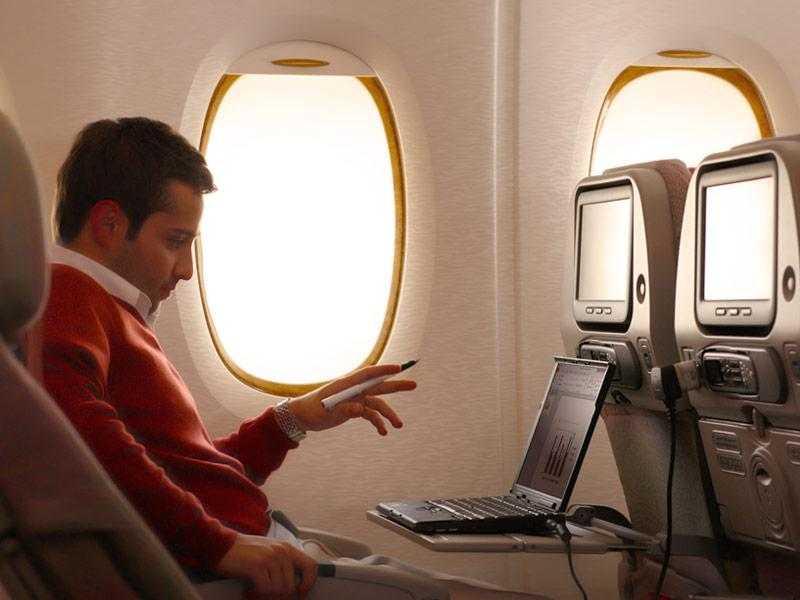 Эконом - Airbus A380 Emirates