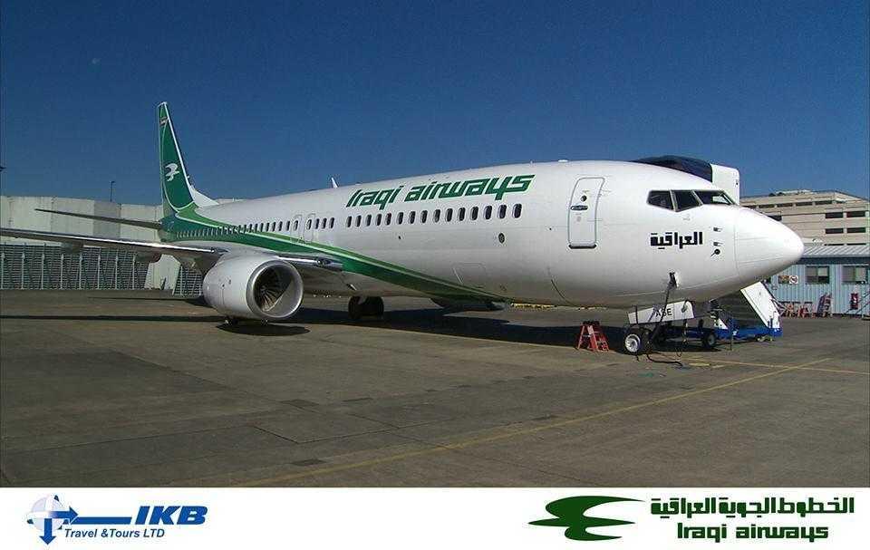 Iraqi Airways 737-800