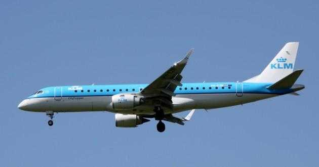 pH-EZN KLM-Cityhopper Embraer-190-w