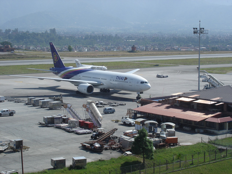 Aéroport international Tribhuvan (TIA)