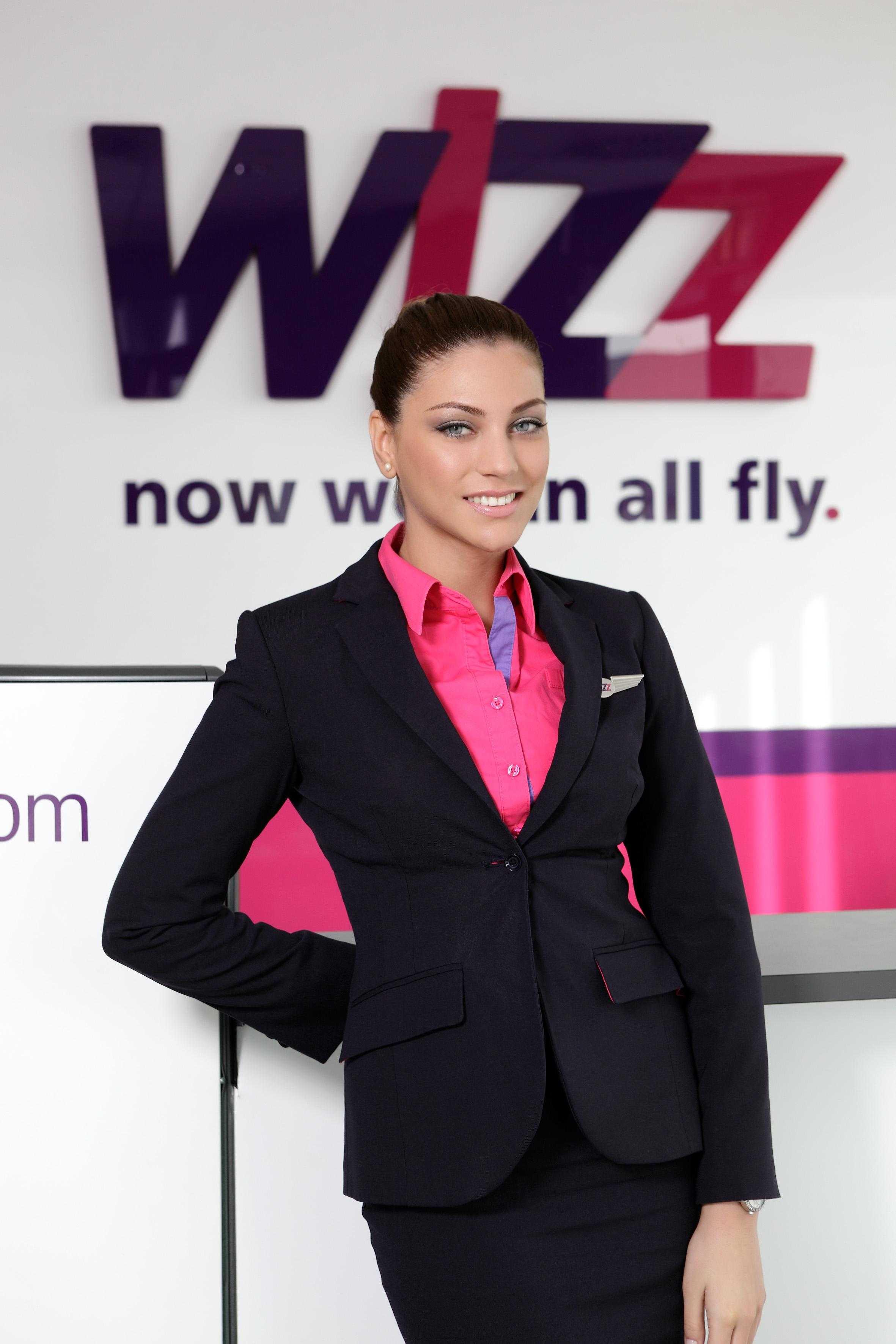 Alice Ciucur Ambasadoare Wizz Air in Romania