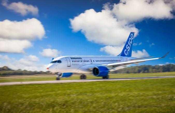 Bombardier_CSeries_viteza_sol_teste