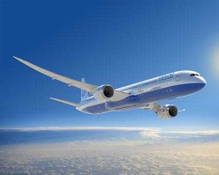 GECAS 787 Artwork