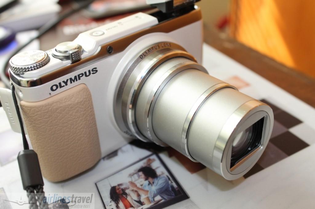Olympus SH-50 - zoom 24x