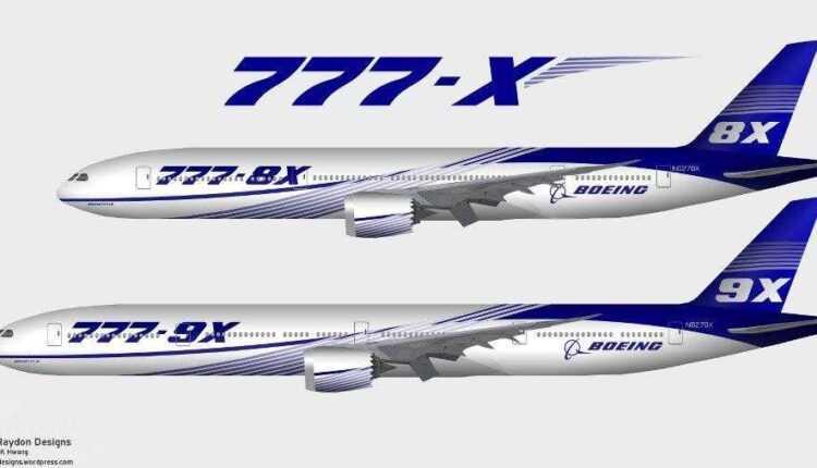 Boeing 777X în serviciul operaţional din decembrie 2019???
