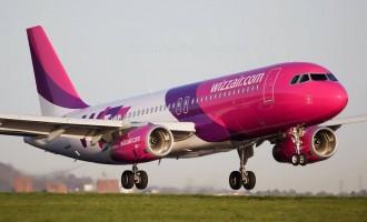 Wizz Air extinde reţeaua de destinaţii cu plecare din Bucureşti
